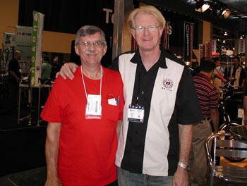 Ed Begley, Jr. and Jim Black