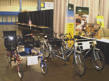 Living Green Expo exhibit