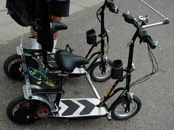 QuadriScooter 1B