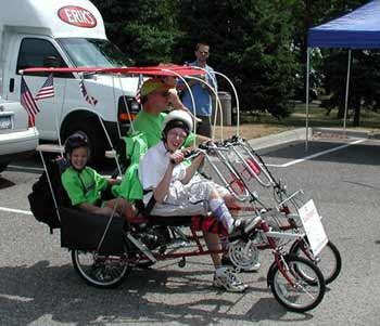 Adaptive Bicycles Special Needs Child Or Adult Side By